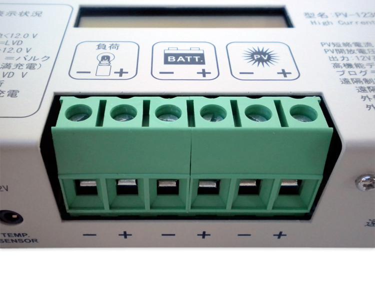 ソーラーコントローラーPV-1230D1A画像