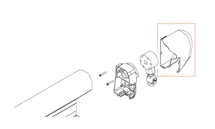 フィアマ F45i ウィンチカバー 右画像